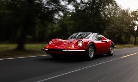 """Dino 206/246 GT: """"…almost a Ferrari."""""""